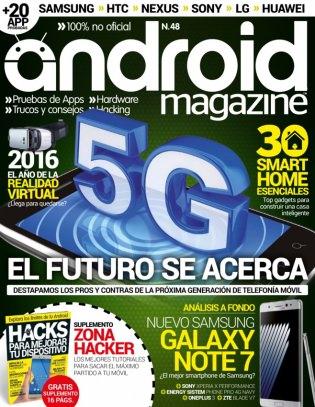 Android Magazine - España