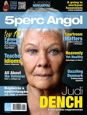 5Perc Angol Magazin