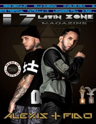 Latin Zone Magazine