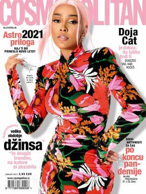 Cosmopolitan Slovenia