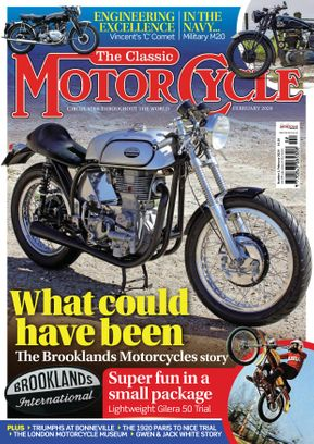 The Classic MotorCycle
