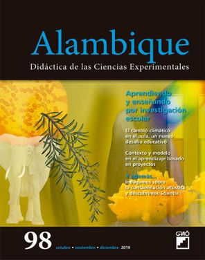 Alambique. Didáctica de las Cc Experimentales