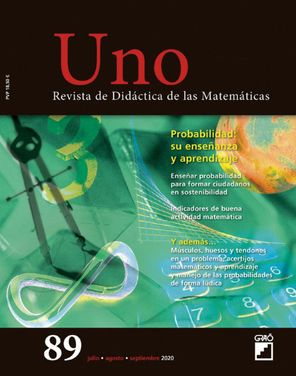 Uno. Didáctica de las Matemáticas