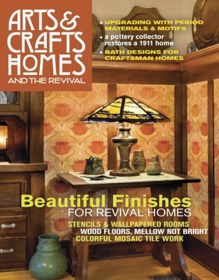 Arts and Crafts Homes