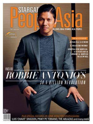 Stargate PeopleAsia Magazine