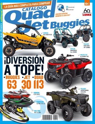 Catálogo Quad&Jet