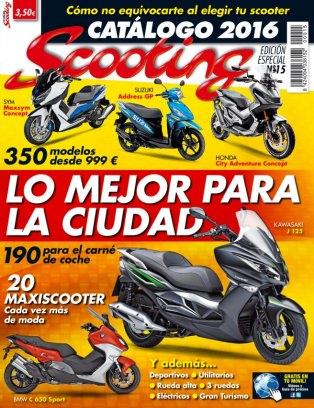 Catálogo Scooting