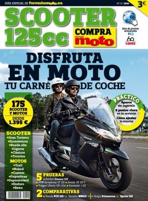 Guía Compramoto 125 cc