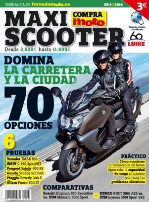 Compramoto MaxiScooter