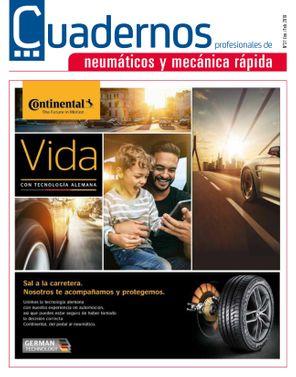 Cuadernos de Neumáticos y Mecánica Rápida