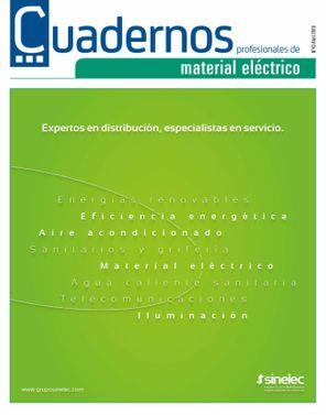 Cuadernos de Material Eléctrico