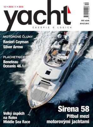 Yacht magazine
