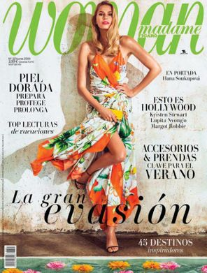 Woman Madame Figaro