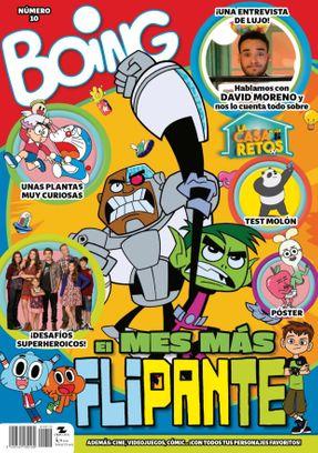 Revista Boing