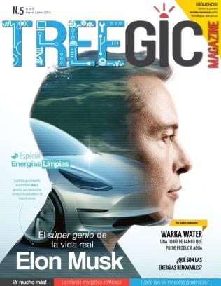 TreeGic Magazine