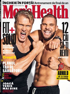 Men's Health Romania