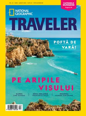 National Geographic Traveler Romania