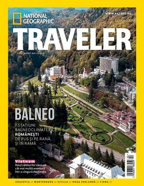 National Geographic Traveler Romania
