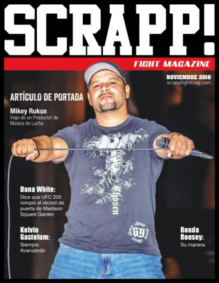Scrapp! Fight Magazine Español