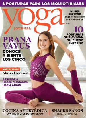 Yoga 98 - Nov/Dic 2017
