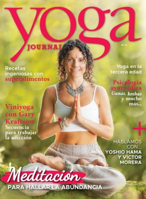 YOGA JOURNAL SPAIN