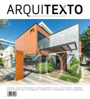 Arquitexto - Revista Dominicana de Arquitectura