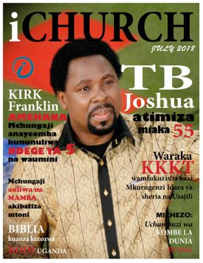 iCHURCH Magazine