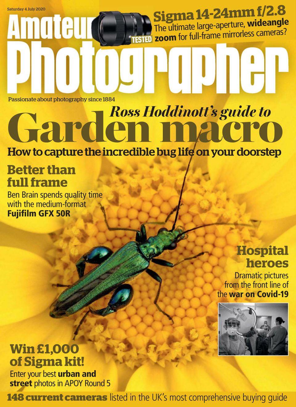 Amateur Photographer Magazine - Get your Digital Subscription