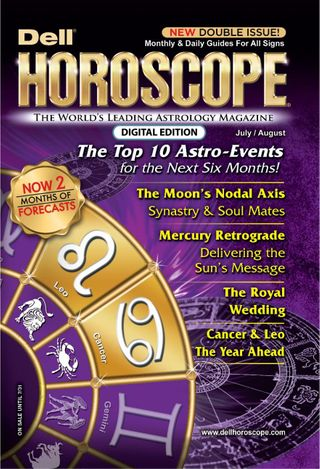 Dell Horoscope Magazine July/August 2018 issue – Get your
