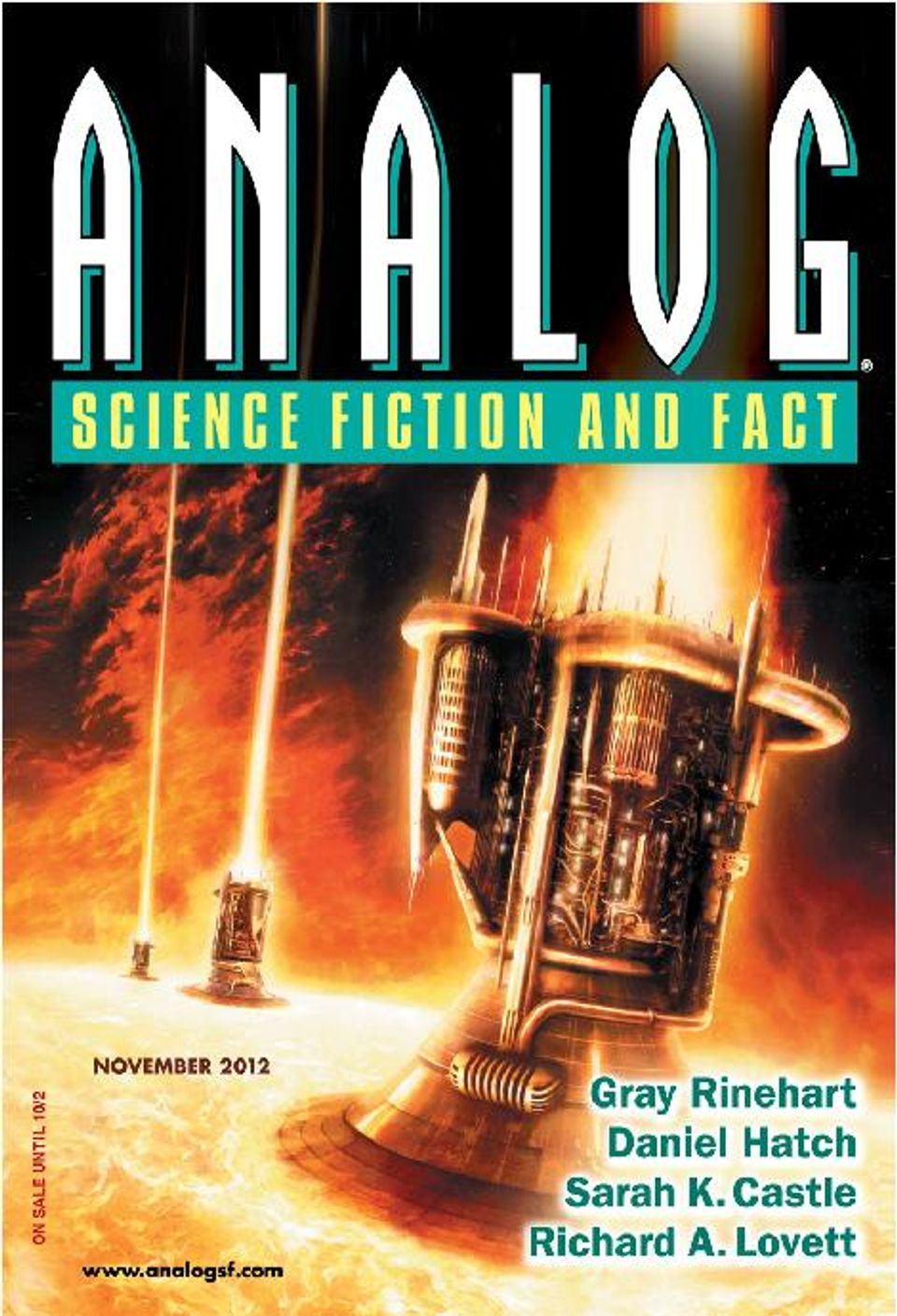 Science Fiction 2012