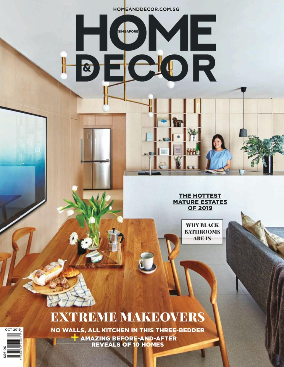 Get your digital copy of Home & Decor Singapore-October 22 issue