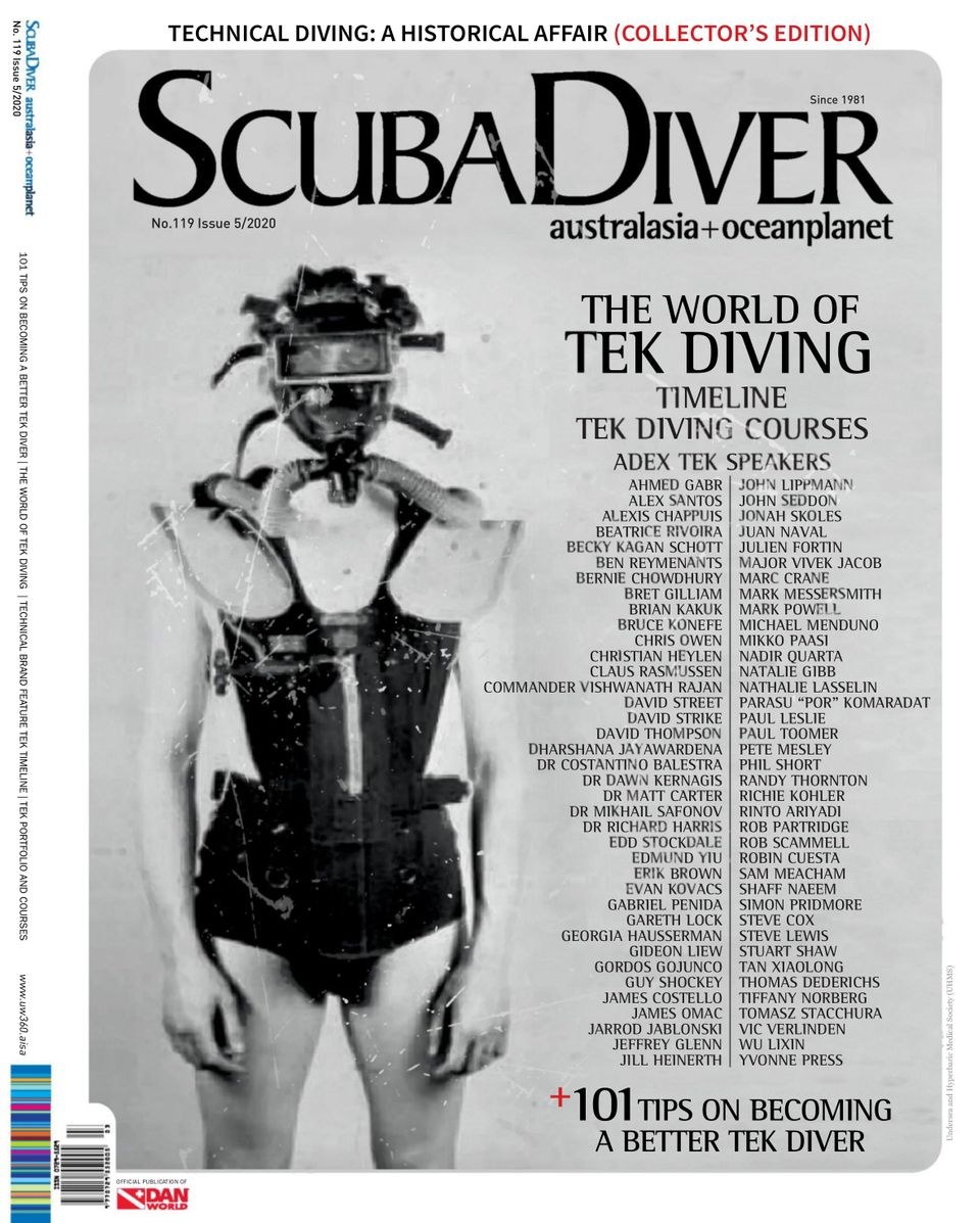 Get your digital copy of Scuba Diver-Issue 05 - 2020(119) issue
