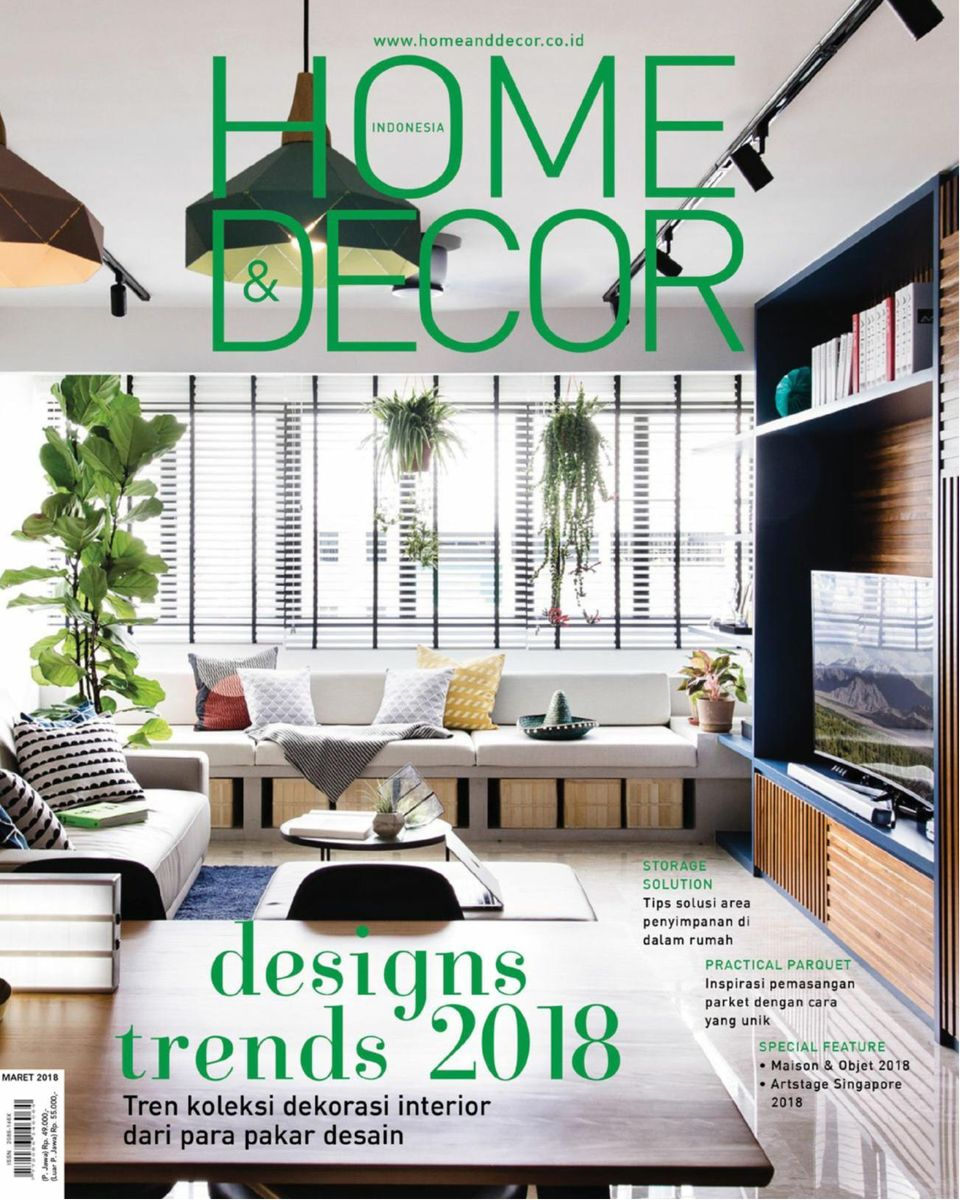 Get your digital copy of Home & Decor Indonesia-March 28 issue