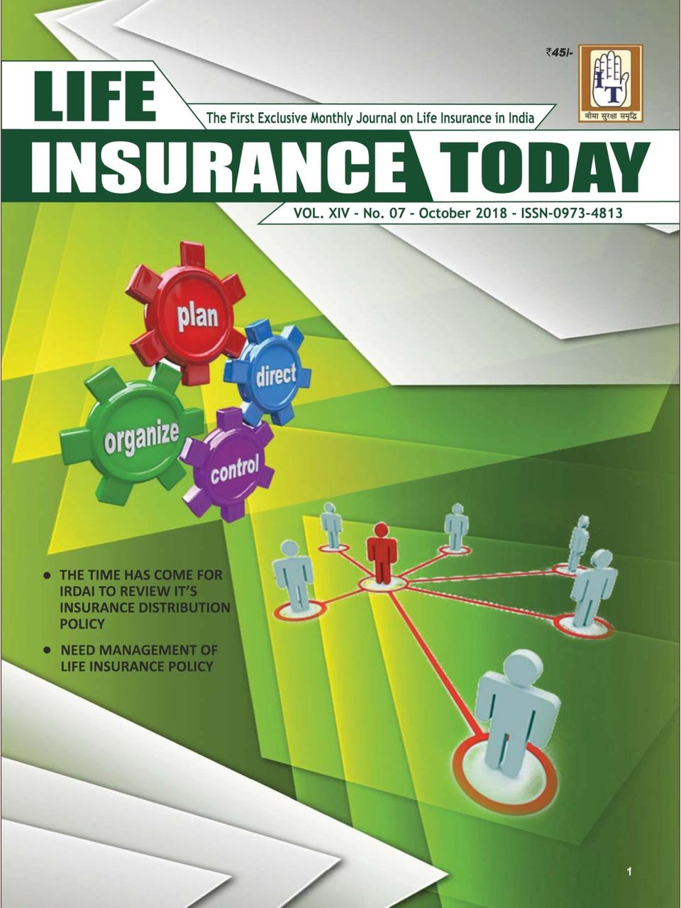 Life Insurance Today-October 2018 Magazine - Get your ...