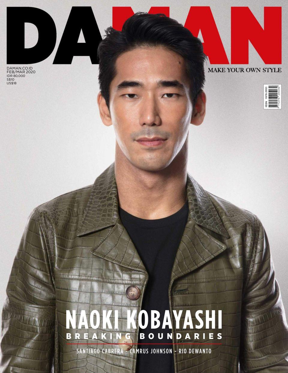 Da Man-December 2013 - January 2014 Magazine - Get your