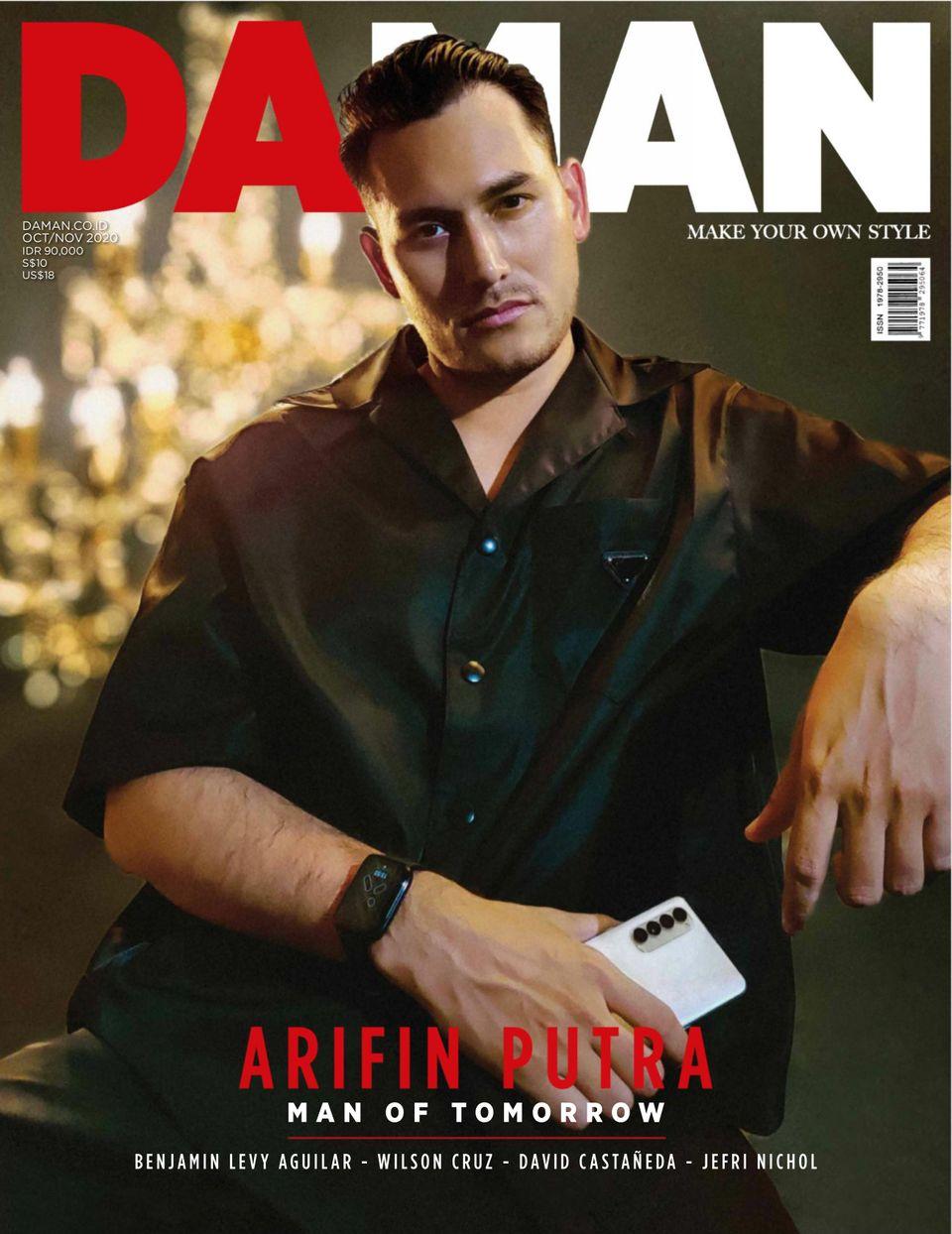 Da Man Magazine - Get your Digital Subscription