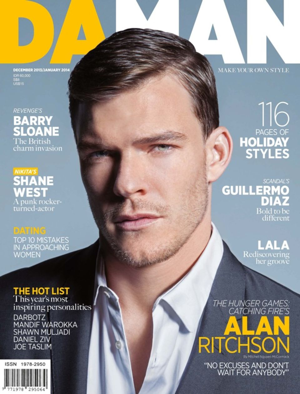 Mentari de Marelle Talks Future Plans   DA MAN Magazine