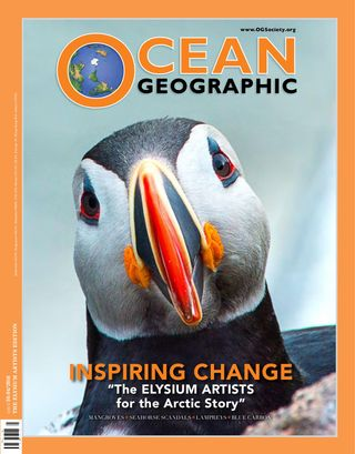 Ocean Geographic Magazine - Get your Digital Subscription