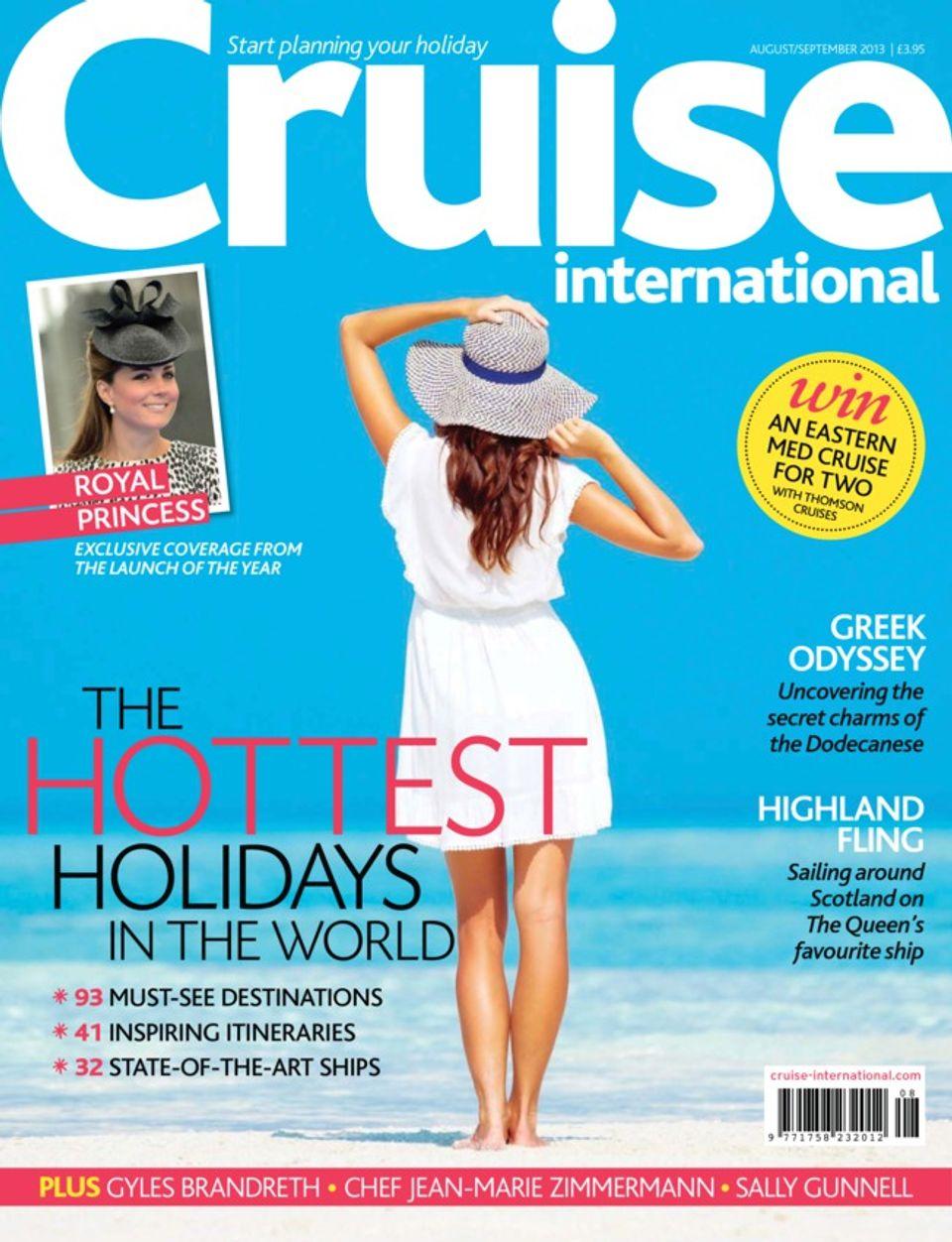 Cruise International-Aug