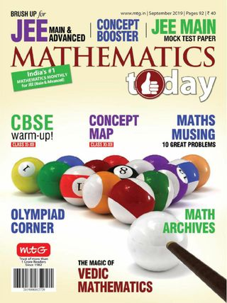 Mathematics Today Magazine - Get your Digital Subscription