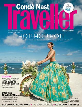 Get your digital copy of Condé Nast Traveller India-April - May ...