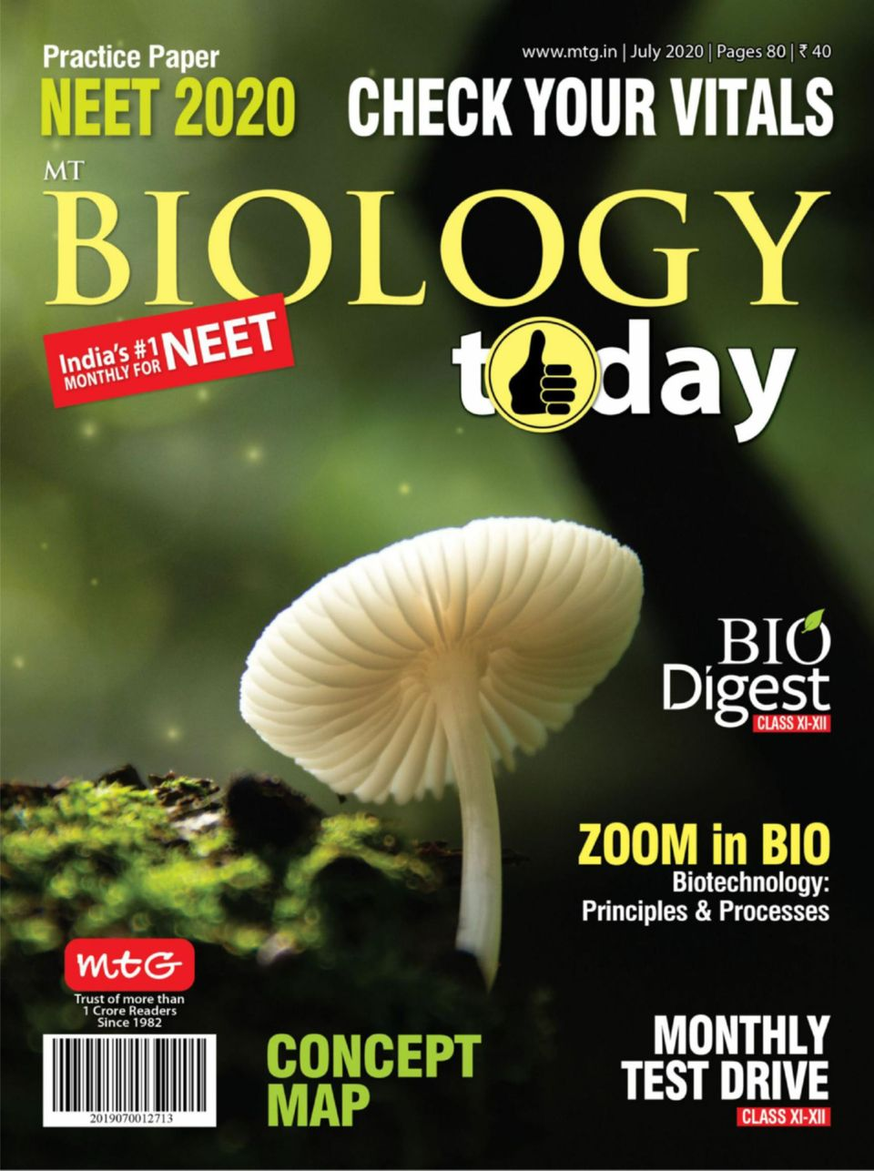 Biology Today Magazine - Get your Digital Subscription