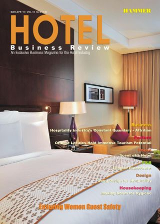 Hotel Business Review Magazine May-June 2018 issue – Get
