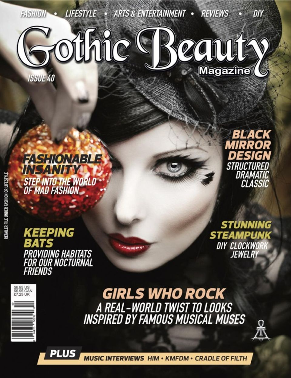 Gothic Beauty-Issue 40 Magazine - Get your Digital