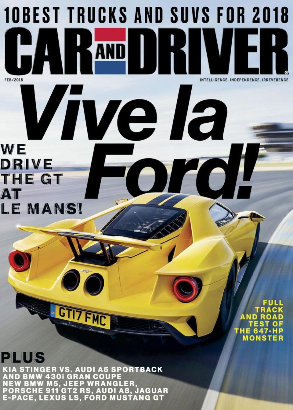 Car and Driver - August 2016 » Download PDF magazines
