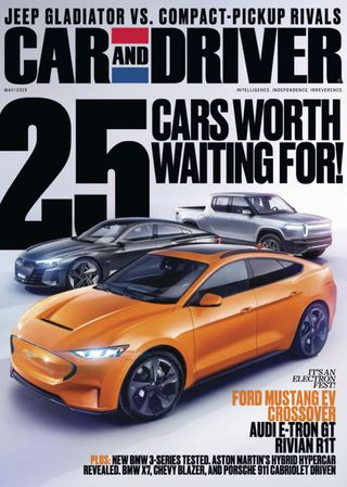Car And Driver >> Car And Driver Magazine May 2019 Issue Get Your Digital Copy