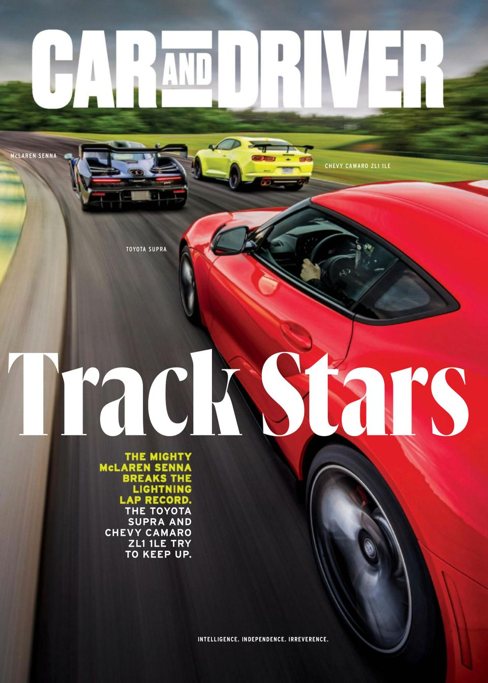 Car and Driver-January 2018 Magazine - Get your Digital