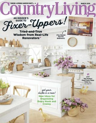 Get Your Digital Copy Of Country Living March 2019 Issue