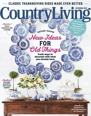 Get Your Digital Copy Of Country Living November 2019 Issue