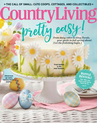 Get Your Digital Copy Of Country Living April 2020 Issue